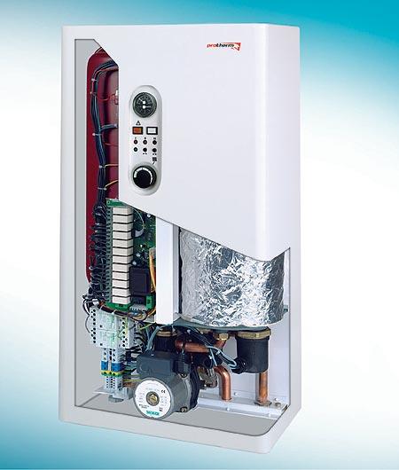 Skat 12 КR 13 является единственным электрокотлом Protherm, который рекомендован для частного использования...